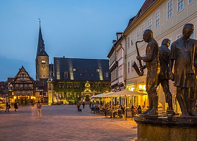 Quedlinburger Markt