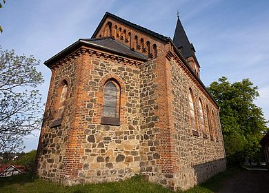 Kirche Friedrichsbrunn