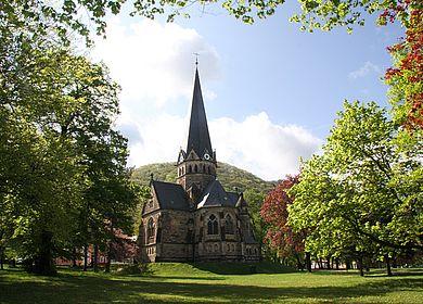 St. Petri Kirche in Thale