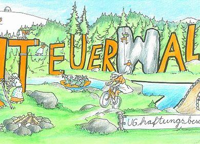 Logo Abenteuerwald Thale