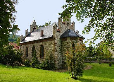 Kirche Stecklenberg