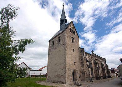 Warnstedter Kirche