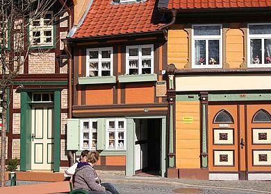 Kleines Haus in Wernigerode