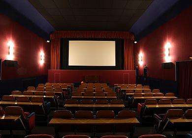 Kino Thale Leinwand