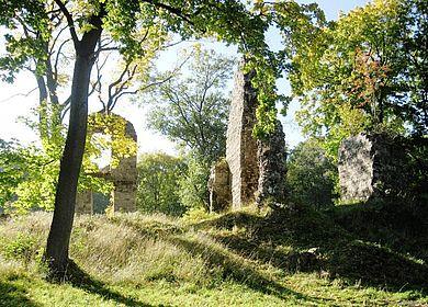 Burgruine Stecklenburg