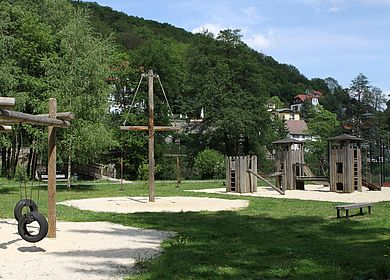 Spielplatz Altenbrak