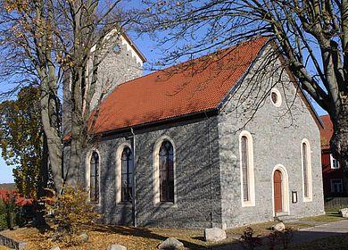 Kirche Allrode