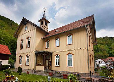 Holzkirche Treseburg